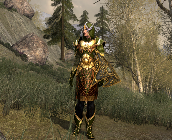 Cosmetic Lotro | Lord of the Rings online outfits and cosmetics